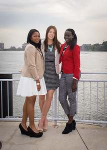 Katie Young, Katherine Plouffe and Apiew Ojulu; Marquette University.