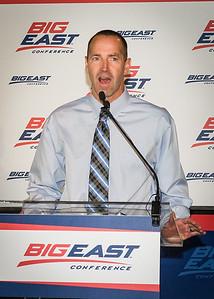 Creighton Head Coach Jim Flanery