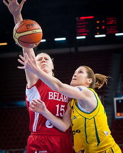 Belinda Snell, Olga Vashkevich