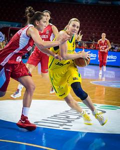 Penny Taylor, Tatsiana Likhtarovich