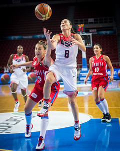 Sue Bird, Jelena Milovanovic