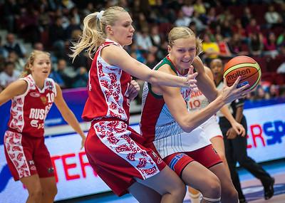 Yelena Leuchanka, Maria Stepanova
