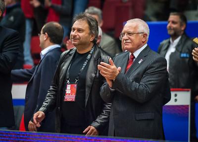 (FIBA World Championship for Women: Quarterfinal, Czech Republic 79 v. Australia 68, KV Aréna, Karlovy Vary, Czech Republic. October 1, 2010)