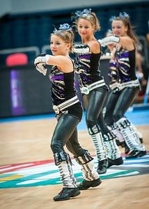 (FIBA World Championship for Women: Eight Final Round, USA 107 v. Belarus 61, Čez Aréna, Ostrava, Czech Republic. September 28, 2010)