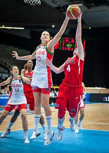 Lindsay Whalen, Anastasiya Verameyenka