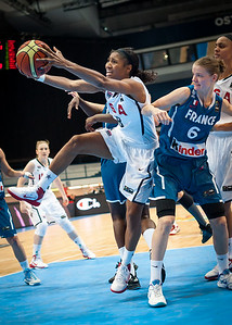Angel McCoughtry, Florence Lepron