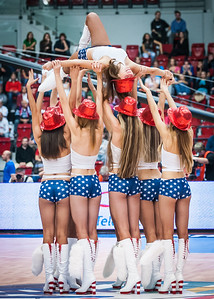 (FIBA World Championship for Women: Quarterfinal, USA 106 v Korea 44, KV Aréna, Karlovy Vary, Czech Republic. October 1, 2010)