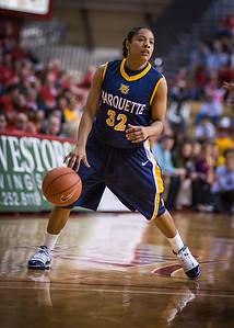 Angel Robinson, Marquette