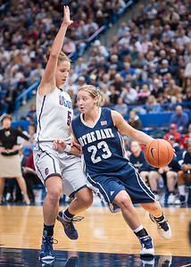 Melissa Lechlitner, Notre Dame