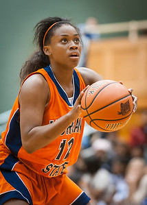 Brittany Dodson, Morgan State