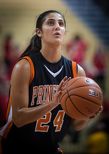 Niveen Rasheed, Princeton Tigers