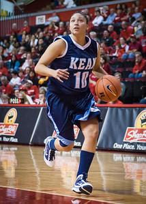 Melissa Beyruti, Kean University