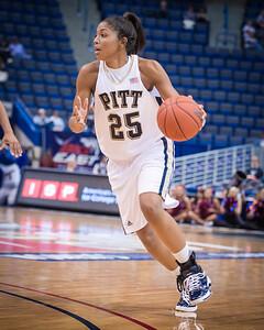Shayla Scott, Pitt
