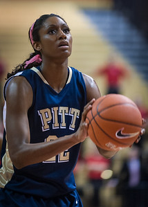 Chelsea Cole, Pittsburgh Panthers