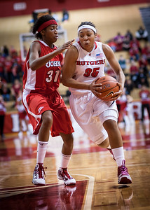 Brittany Ray, Rutgers Scarlet Knights