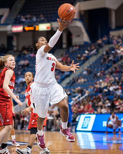 Erika Wheeler, Rutgers