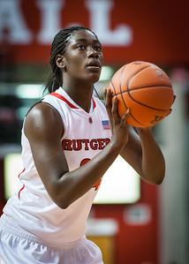 Chelsey Lee, Rutgers
