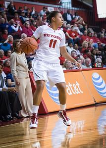 Nikki Speed, Rutgers