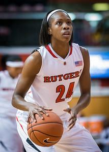 Myia McCurdy, Rutgers