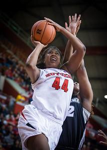 Monique Oliver, Rutgers Scarlet Knights