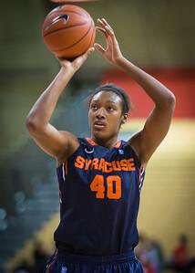 Kayla Alexander, Syracuse Orange