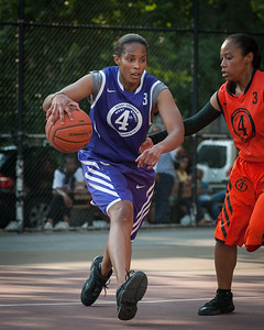 Kiss the Baby (Purple) 56 v. Young Guns (Orange) 41 West 4th St Women's  Pro-Classic NYC: Kiss the Baby (Purple) 56 v. Young Guns (Orange) 41, William F. Passannante Ballfield, New York, NY. June 12, 2010)