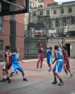 (West 4th St. Women's  Pro-Classic NYC: Brooklyn Express (Blue) 38 v ASA (Burgundy) 31, William F. Passannante Ballfield, New York, NY. July 16, 2011)