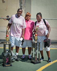 """(West 4th St. Women's  Pro-Classic NYC: 27-Legends Game: White 79 v Pink 58, The """"Cage"""", New York, NY. July 31, 2011)"""