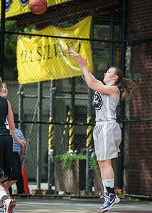 Nicole Lenard West 4th Street Women's Pro Classic NYC: Down the Hatch (Black) 65 v The Hawks (Grey) 39, William F. Passannante Ballfield, New York, NY, June 2, 2012