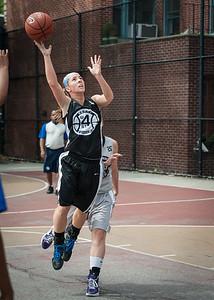 Candice Bellochio West 4th Street Women's Pro Classic NYC: Down the Hatch (Black) 65 v The Hawks (Grey) 39, William F. Passannante Ballfield, New York, NY, June 2, 2012