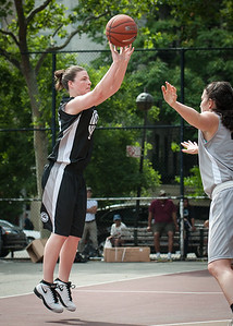Lisa Welsome West 4th Street Women's Pro Classic NYC: Down the Hatch (Black) 65 v The Hawks (Grey) 39, William F. Passannante Ballfield, New York, NY, June 2, 2012
