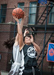 Meghan Mahoney West 4th Street Women's Pro Classic NYC: Down the Hatch (Black) 65 v The Hawks (Grey) 39, William F. Passannante Ballfield, New York, NY, June 2, 2012