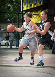 Mary Lepore, Kerri White West 4th Street Women's Pro Classic NYC: Down the Hatch (Black) 65 v The Hawks (Grey) 39, William F. Passannante Ballfield, New York, NY, June 2, 2012