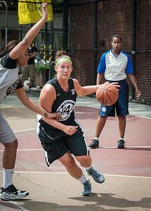 Kerri White West 4th Street Women's Pro Classic NYC: Down the Hatch (Black) 65 v The Hawks (Grey) 39, William F. Passannante Ballfield, New York, NY, June 2, 2012