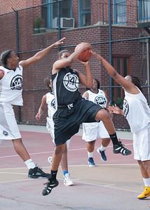 Kaitlin Grant  West 4th Street Women's Pro Classic NYC: Cobra Hustlers (Black) 66 v Lady Falcons (White) 55, William F. Passannante Ballfield, New York, NY, June 2, 2012