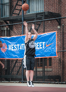 Lisa Welsome West 4th Street Women's Pro Classic NYC: Primetime (Blue) 58 v Down the Hatch (Black) 52, William F. Passannante Ballfield, New York, NY, June 9, 2012