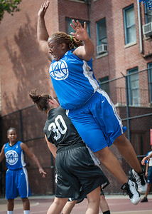 Jazmine Wright West 4th Street Women's Pro Classic NYC: Primetime (Blue) 58 v Down the Hatch (Black) 52, William F. Passannante Ballfield, New York, NY, June 9, 2012