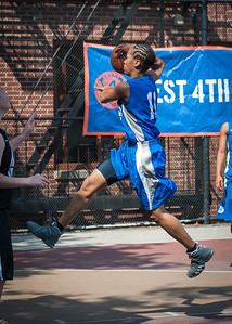 Maurita Reid West 4th Street Women's Pro Classic NYC: Primetime (Blue) 58 v Down the Hatch (Black) 52, William F. Passannante Ballfield, New York, NY, June 9, 2012