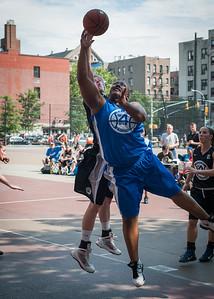 Jazmine Wright, Amanda Burakoski West 4th Street Women's Pro Classic NYC: Primetime (Blue) 58 v Down the Hatch (Black) 52, William F. Passannante Ballfield, New York, NY, June 9, 2012