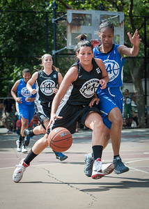 Meghan Mahoney West 4th Street Women's Pro Classic NYC: Primetime (Blue) 58 v Down the Hatch (Black) 52, William F. Passannante Ballfield, New York, NY, June 9, 2012