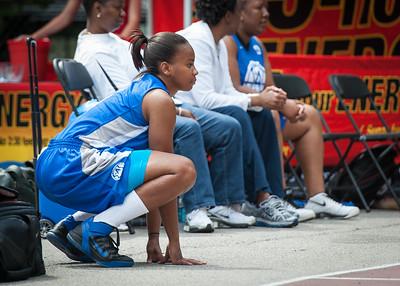 Bianca Brown West 4th Street Women's Pro Classic NYC: Primetime (Blue) 58 v Down the Hatch (Black) 52, William F. Passannante Ballfield, New York, NY, June 9, 2012