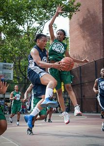 Sarissa Gaskins, Candice Lloyd West 4th Street Women's Pro Classic NYC: Quiet Storm (Green) 50 v Impulse (Navy) 36, William F. Passannante Ballfield, New York, NY, June 9, 2012