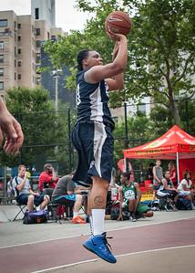 Sarrisa Gaskins West 4th Street Women's Pro Classic NYC: Quiet Storm (Green) 50 v Impulse (Navy) 36, William F. Passannante Ballfield, New York, NY, June 9, 2012