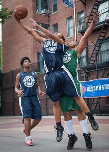 Briana Brown West 4th Street Women's Pro Classic NYC: Quiet Storm (Green) 50 v Impulse (Navy) 36, William F. Passannante Ballfield, New York, NY, June 9, 2012