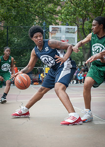 "Janejellica ""JJ"" Johnson West 4th Street Women's Pro Classic NYC: Quiet Storm (Green) 50 v Impulse (Navy) 36, William F. Passannante Ballfield, New York, NY, June 9, 2012"