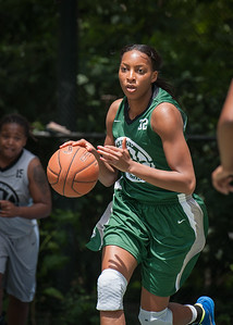 """West 4th Street Women's Pro Classic NYC: Exodus NYC Apache (Green) 63 v Imperial Crew (Grey) 44, """"The Cage"""", New York, NY, June 2, 2012"""