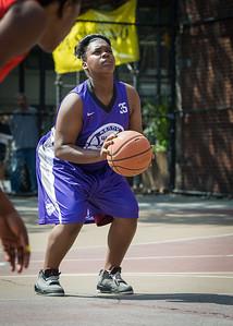 Deonna Artis West 4th Street Women's Pro Classic NYC: Da Bizznezz (Purple) 47 v Ball 4 Life (Red) 49, William F. Passannante Ballfield, New York, NY, June 17, 2012