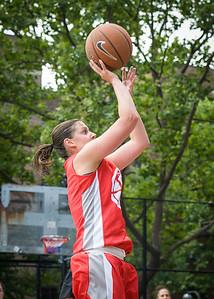 Lindsay Cobb West 4th Street Women's Pro Classic NYC: Da Bizznezz (Purple) 47 v Ball 4 Life (Red) 49, William F. Passannante Ballfield, New York, NY, June 17, 2012