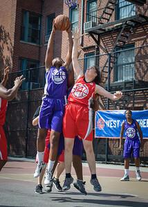 Alicea Ulmer, Liz Peach West 4th Street Women's Pro Classic NYC: Da Bizznezz (Purple) 47 v Ball 4 Life (Red) 49, William F. Passannante Ballfield, New York, NY, June 17, 2012