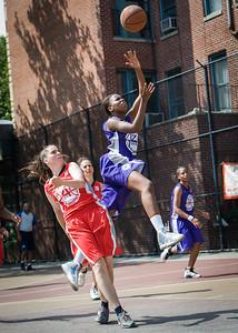 Raven Bryant, Liz Peach West 4th Street Women's Pro Classic NYC: Da Bizznezz (Purple) 47 v Ball 4 Life (Red) 49, William F. Passannante Ballfield, New York, NY, June 17, 2012